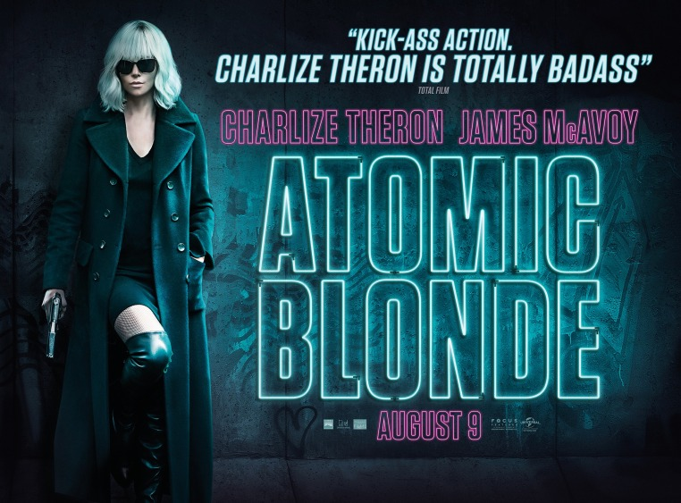 Atomic Blonde Plakat